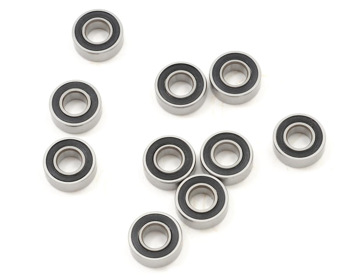 "5x11x4mm Rubber Sealed ""Speed"" Bearing (10) by ProTek RC"