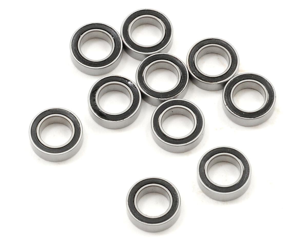 "6x10x3mm Rubber Sealed ""Speed"" Bearing (10) by ProTek RC"