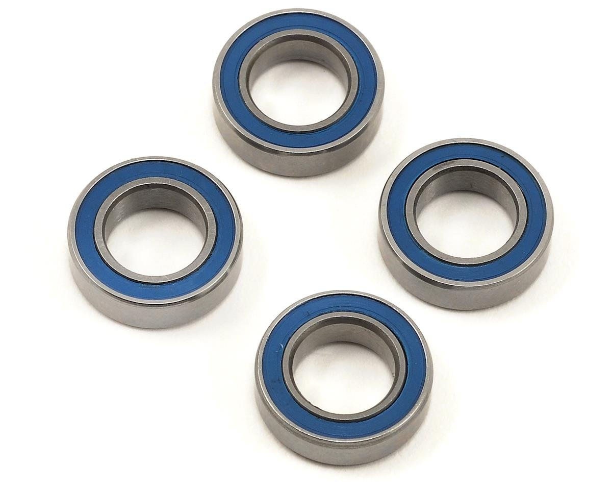 "ProTek RC 8x14x4mm Rubber Sealed ""Speed"" Bearing (4) (Tekno NT48)"