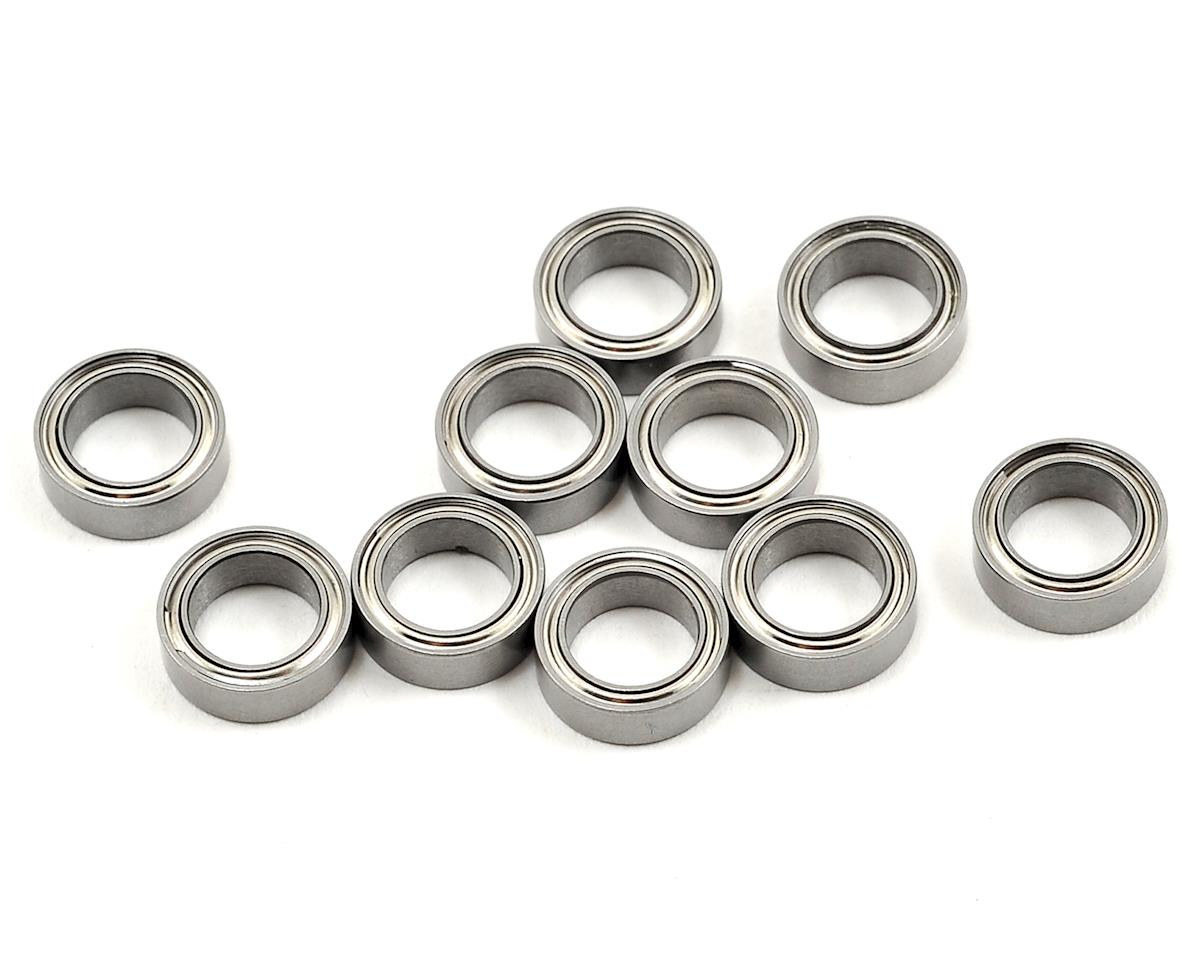"1/4x3/8x1/8"" Metal Shielded ""Speed"" Bearing (10) by ProTek RC"