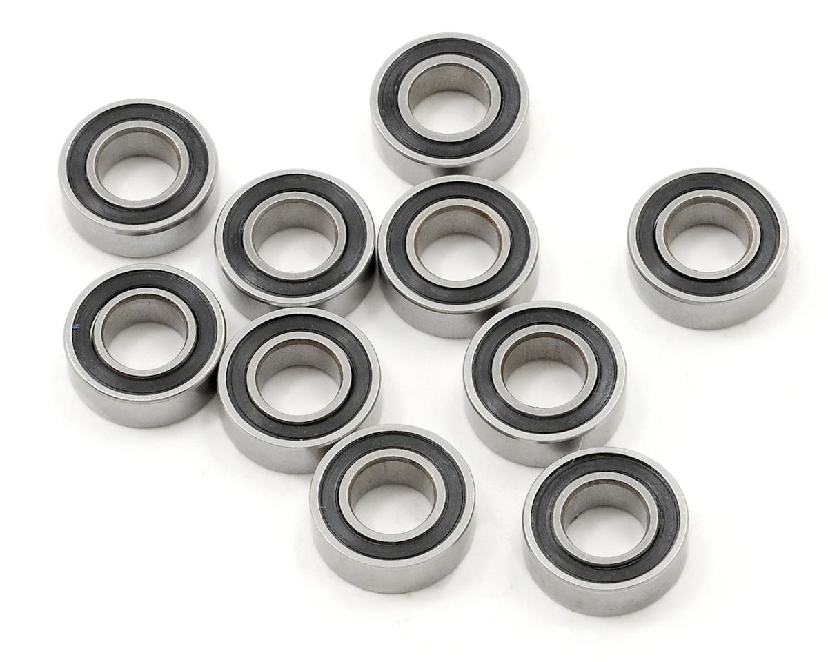 "6x12x4mm Rubber Sealed ""Speed"" Bearing (10) by ProTek RC"
