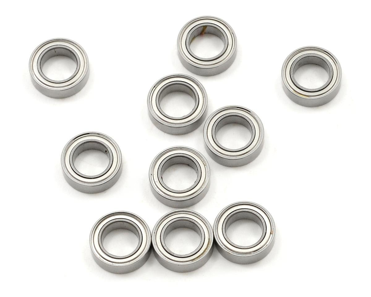 "6x10x3mm Metal Shielded ""Speed"" Bearing (10) by ProTek RC"