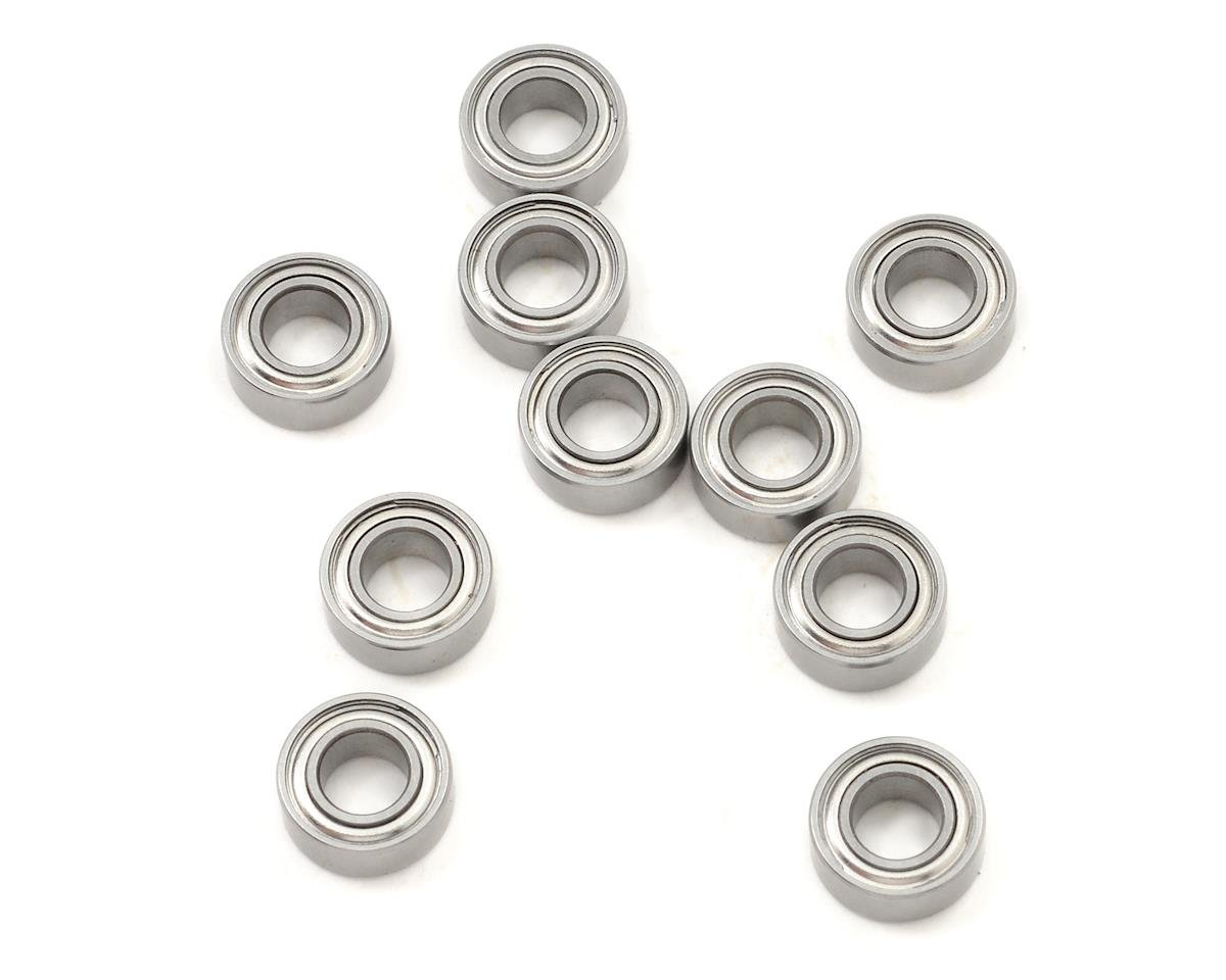 "ProTek RC 5x10x4mm Metal Shielded ""Speed"" Bearing (10)"