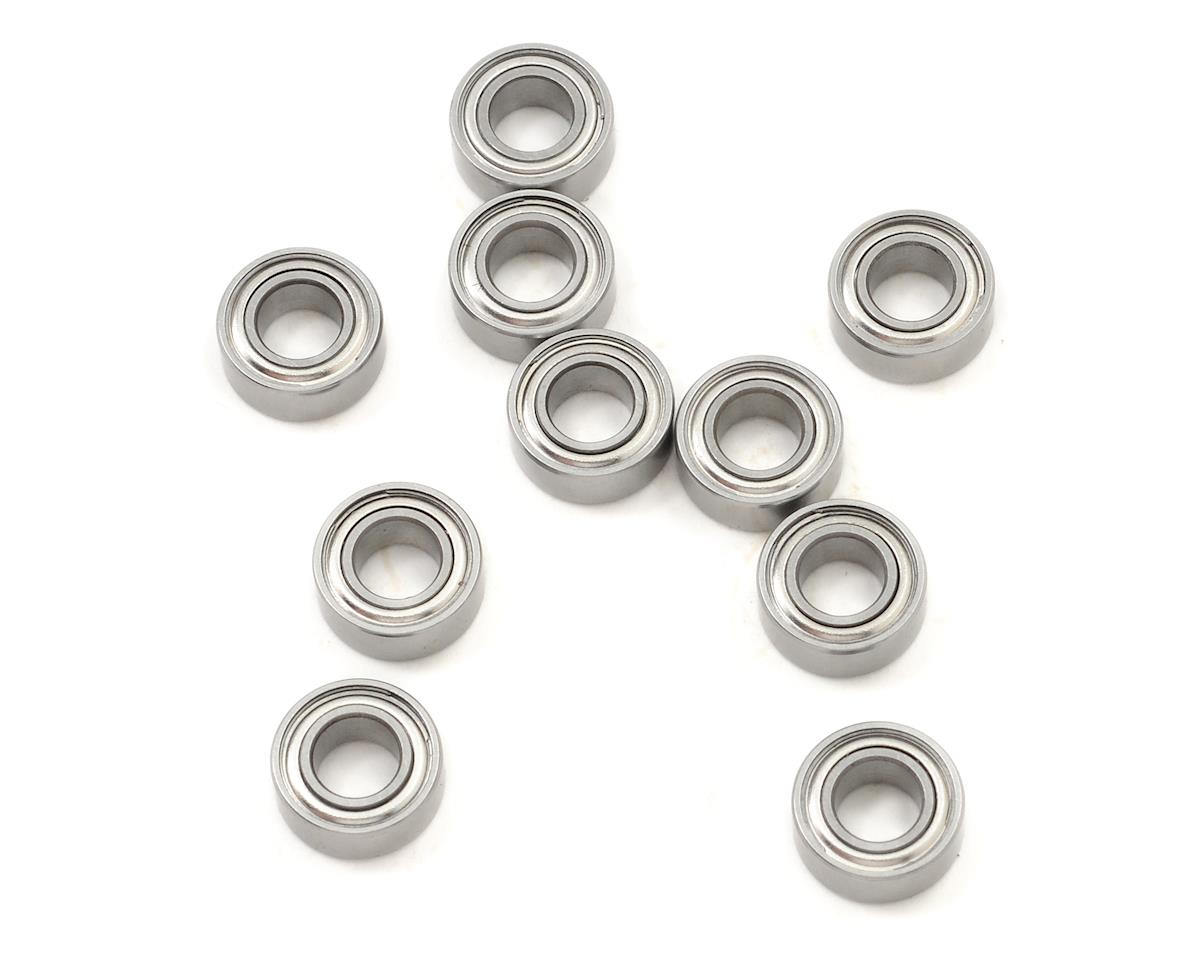 "ProTek RC 5x10x4mm Metal Shielded ""Speed"" Bearing (10) (Team Associated RC10 T5M)"