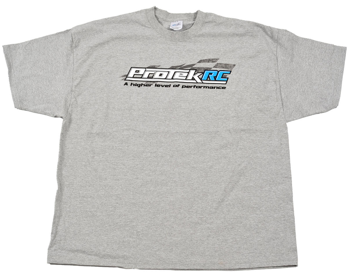 ProTek RC T-Shirt (Gray)