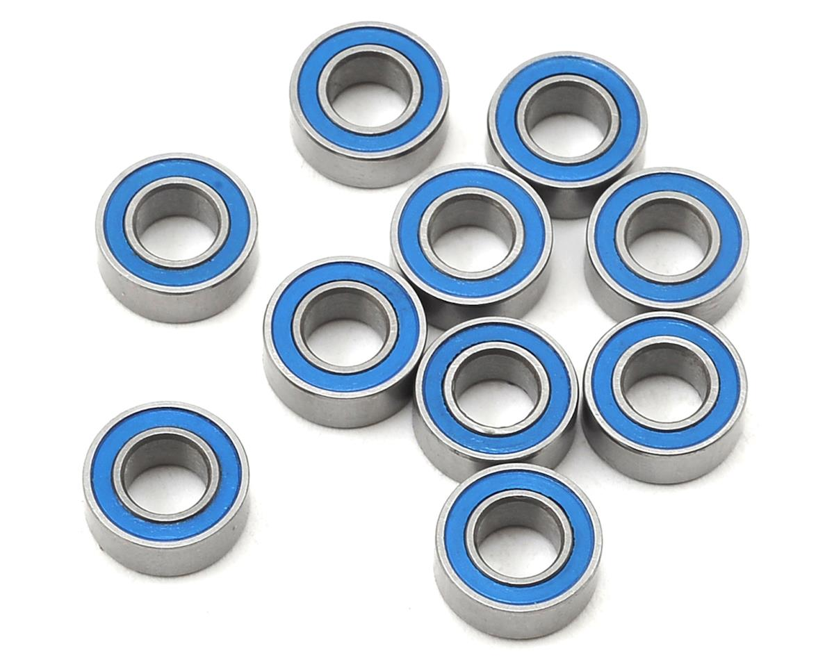 "ProTek RC 5x10x4mm Rubber Sealed ""Speed"" Bearing (10) (Caster Racing S10B RTR)"