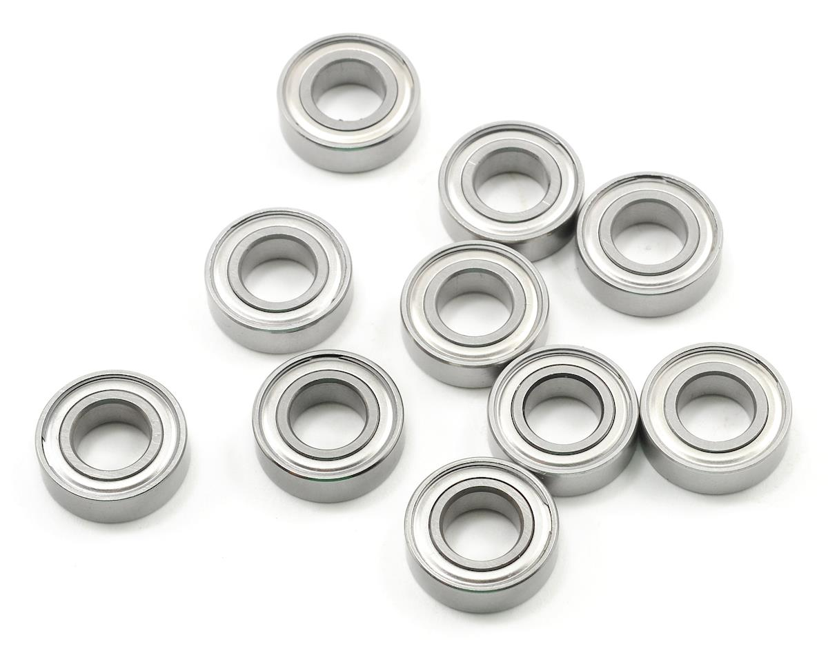 "ProTek RC 8x16x5mm Metal Shielded ""Speed"" Bearing (10) (OFNA Jammin X2)"