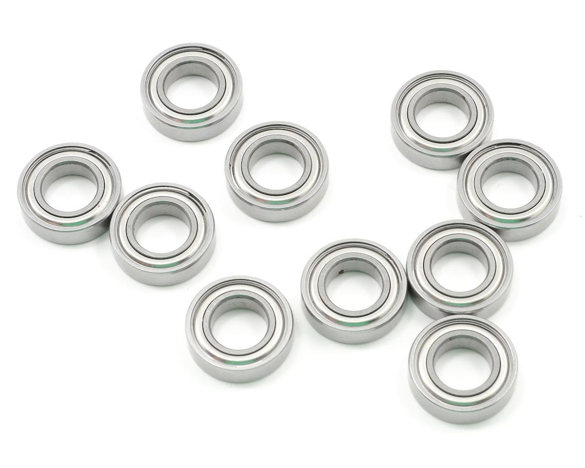 "10x19x5mm Metal Shielded ""Speed"" Bearing (10) by ProTek RC"