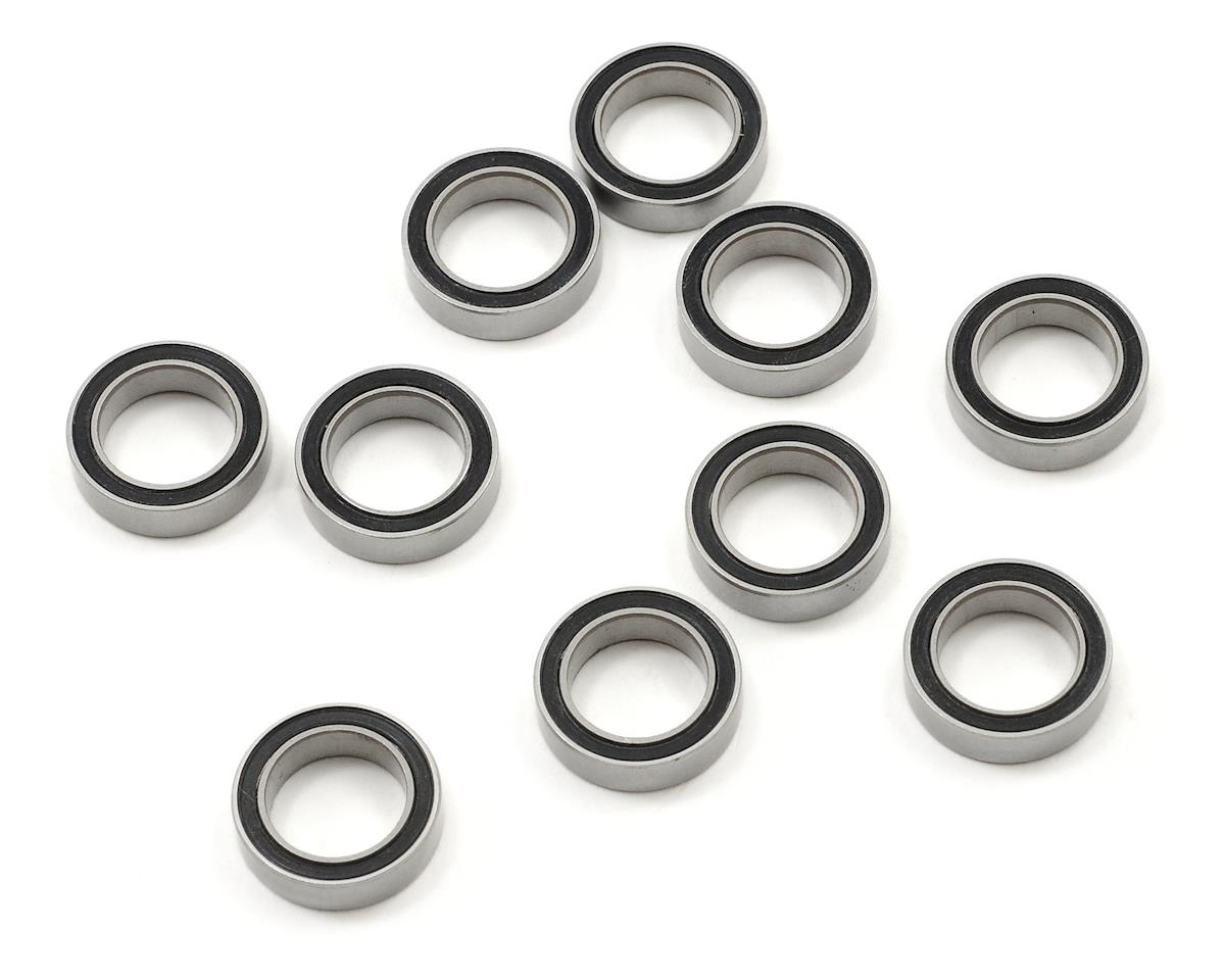 "ProTek RC 10x15x4mm Rubber Sealed ""Speed"" Bearing (10) (Team Durango DETC410)"