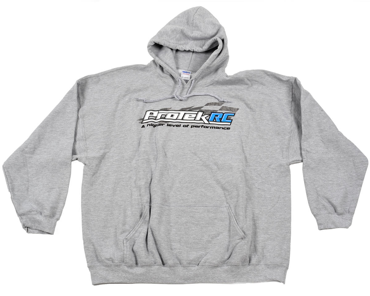 ProTek RC Hooded Sweat Shirt (Gray)