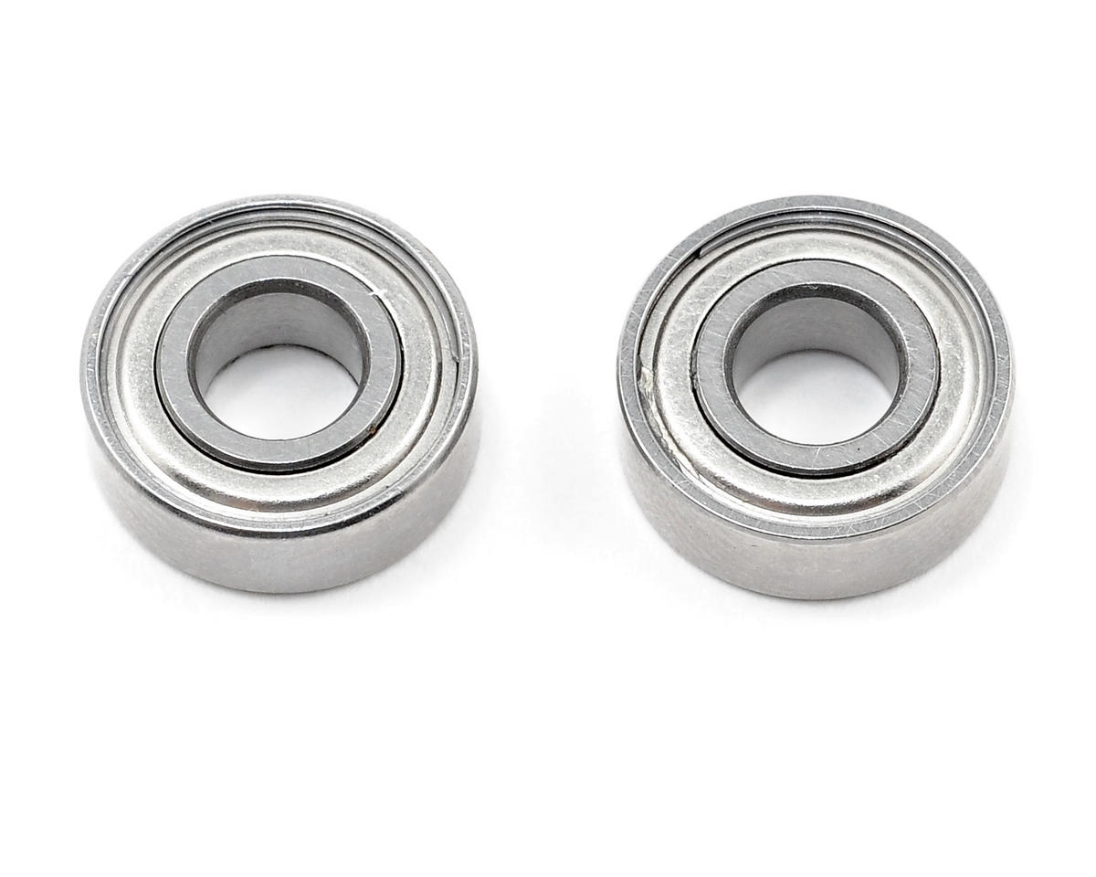 "5x12x4mm Ceramic Metal Shielded ""Speed"" Bearing (2) by ProTek RC"