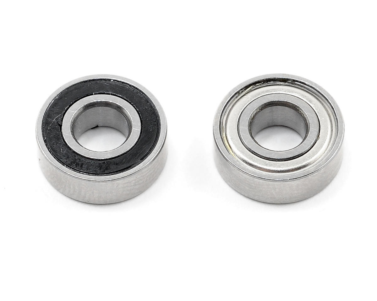 "ProTek RC 5x12x4mm Ceramic Dual Sealed ""Speed"" Bearing (2)"