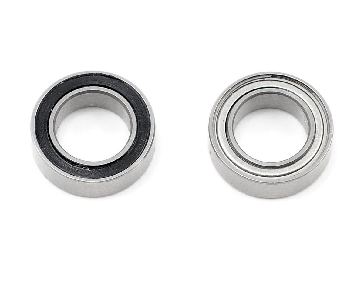 "6x10x3mm Ceramic Dual Sealed ""Speed"" Bearing (2) by ProTek RC (Serpent 733)"