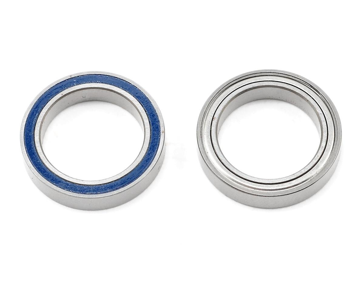 "15x21x4mm Ceramic Dual Sealed ""Speed"" Bearing (2) by ProTek RC"