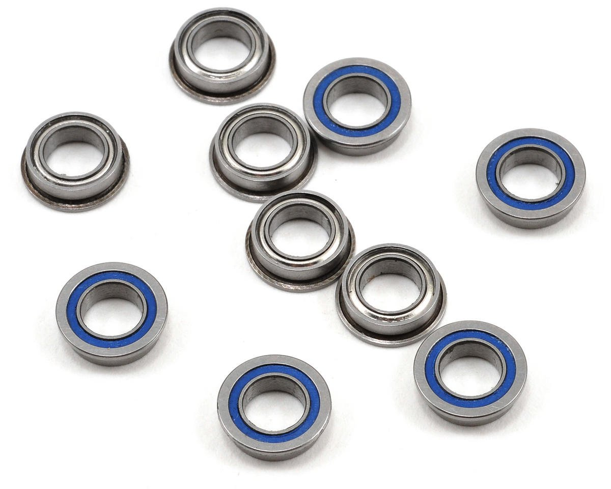 "ProTek RC 5x8x2.5mm Dual Sealed Flanged ""Speed"" Bearing (10) (Team Magic G4D Touring (Drift Spec))"