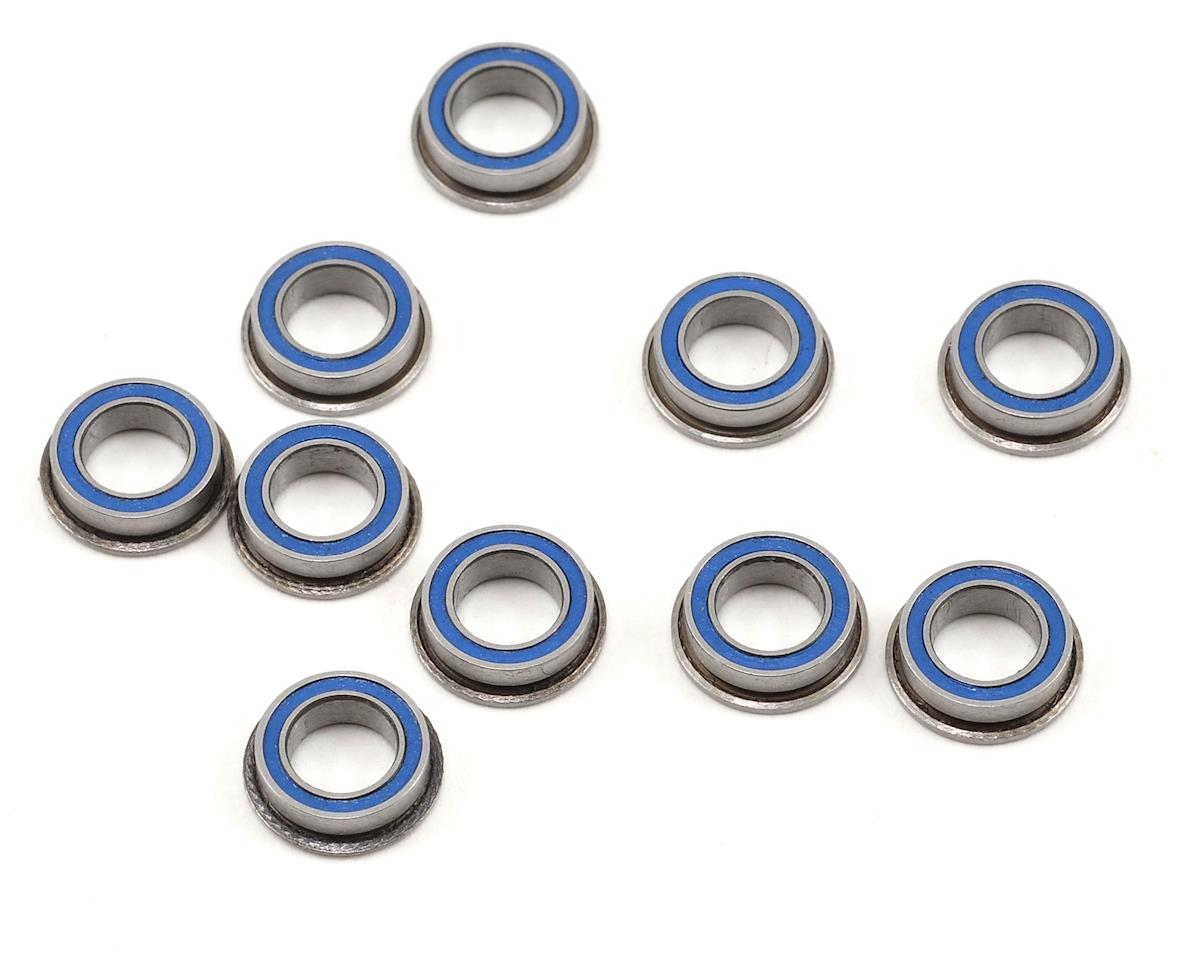 "ProTek RC 5x8x2.5mm Rubber Sealed Flanged ""Speed"" Bearing (10)"