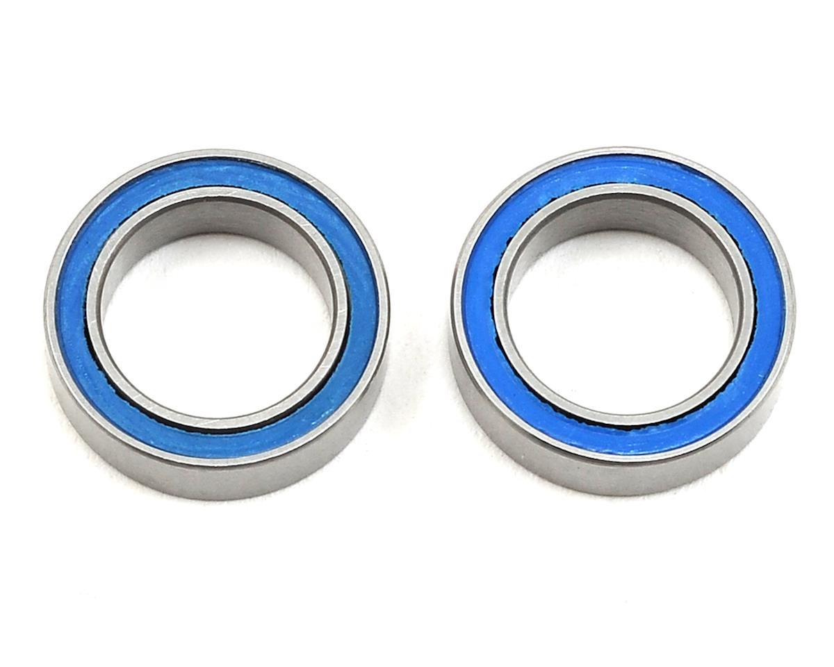 "10x15x4mm Rubber Sealed ""Speed"" Bearing (2) by ProTek RC"