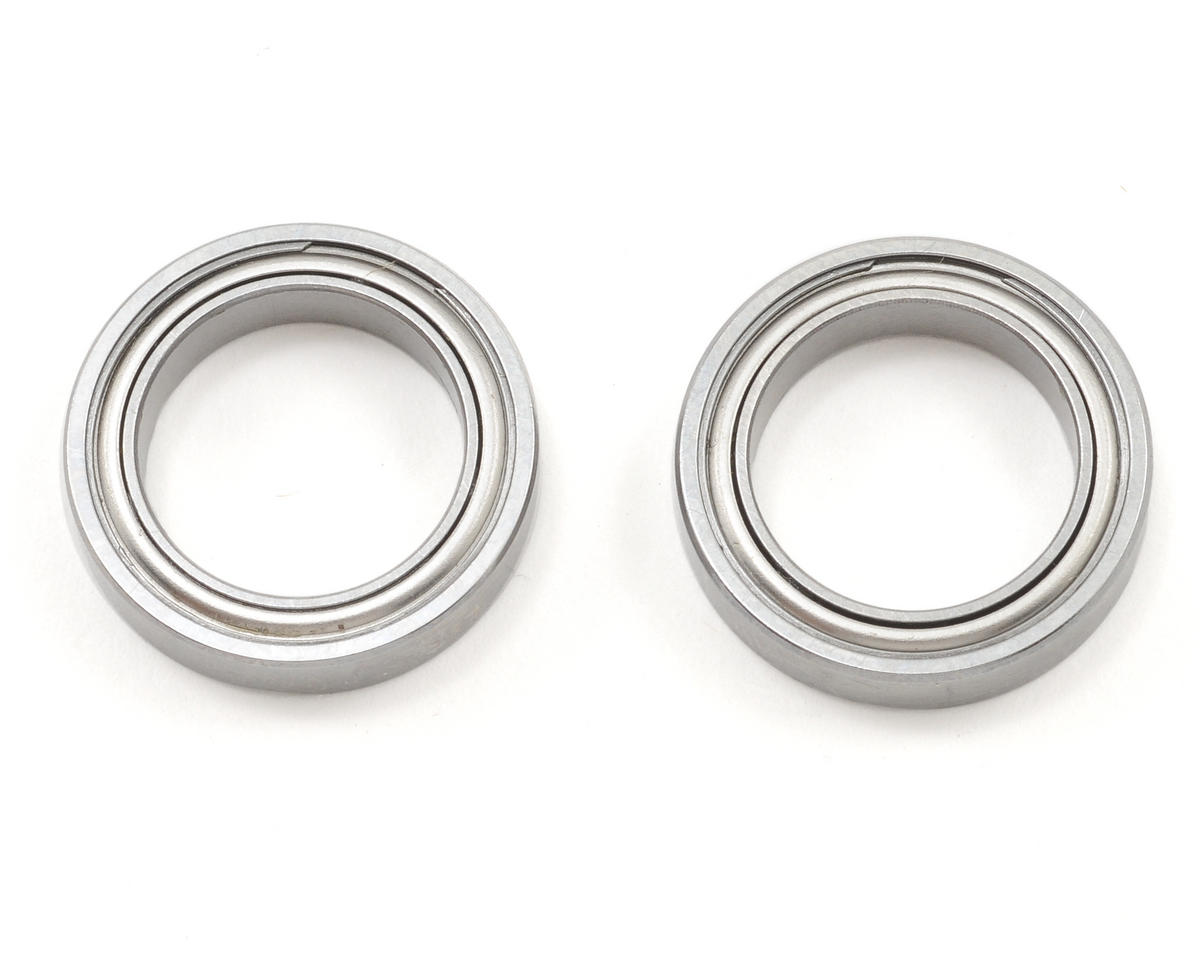 "Image 1 for ProTek RC 13x19x4mm Ceramic Metal Shielded ""Speed"" Bearing (2)"