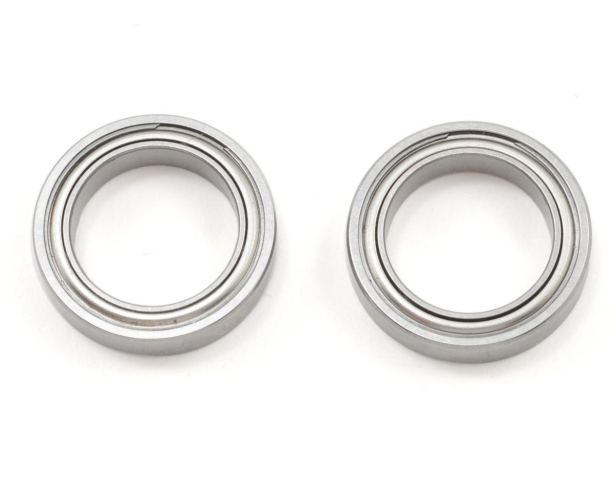 "13x19x4mm Ceramic Metal Shielded ""Speed"" Bearing (2) by ProTek RC"