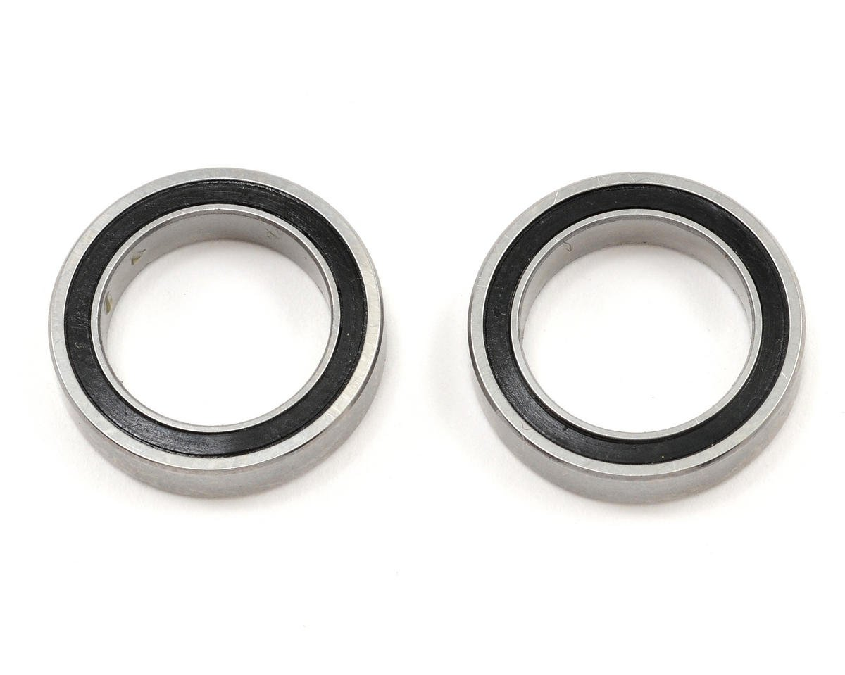 "13x19x4mm Ceramic Rubber Sealed ""Speed"" Bearing (2) by ProTek RC"