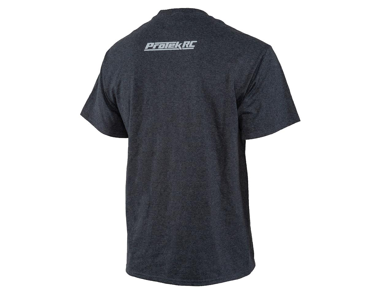 ProTek RC Short Sleeve T-Shirt (Dark Heather) (L)