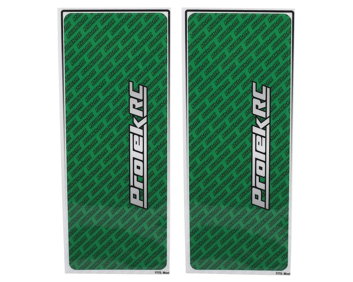 ProTek RC Universal Chassis Protective Sheet (Green) (2)