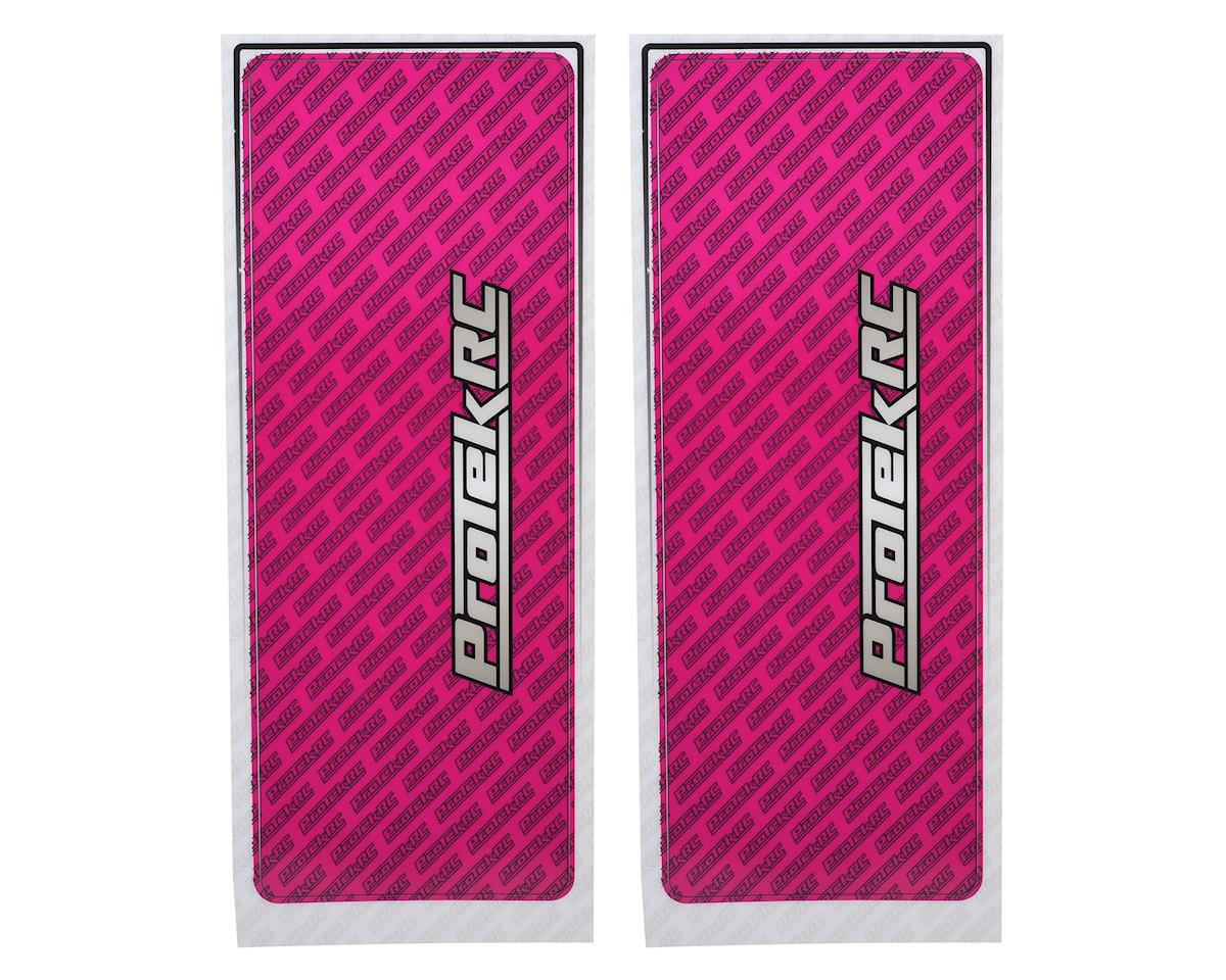 "ProTek RC Universal ""Thick"" Chassis Protective Sheet (Pink) (2)"