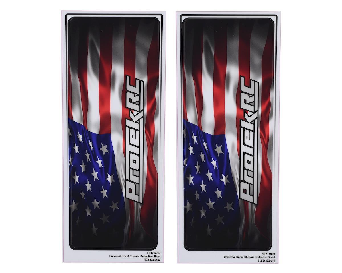 ProTek RC Universal Chassis Protective Sheet (USA) (2)