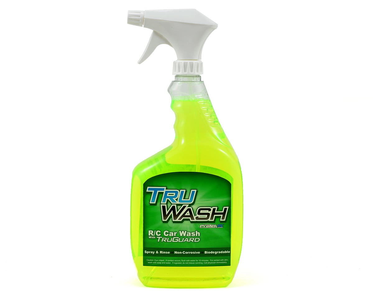 """TruWash"" RC Car Wash (32oz) by ProTek RC"
