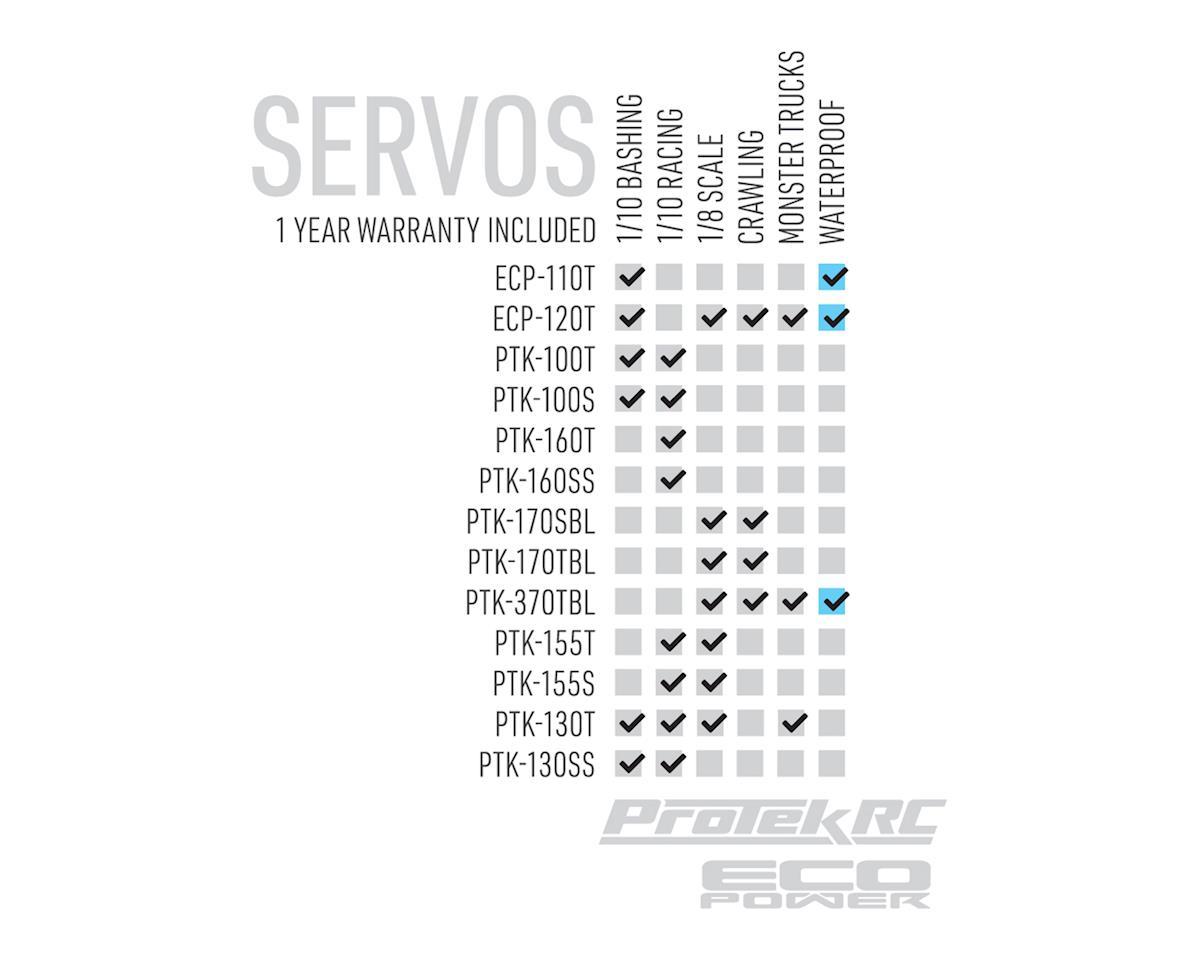 """Image 4 for ProTek RC 155T Digital """"High Torque"""" Metal Gear Servo (High Voltage/Metal Case)"""