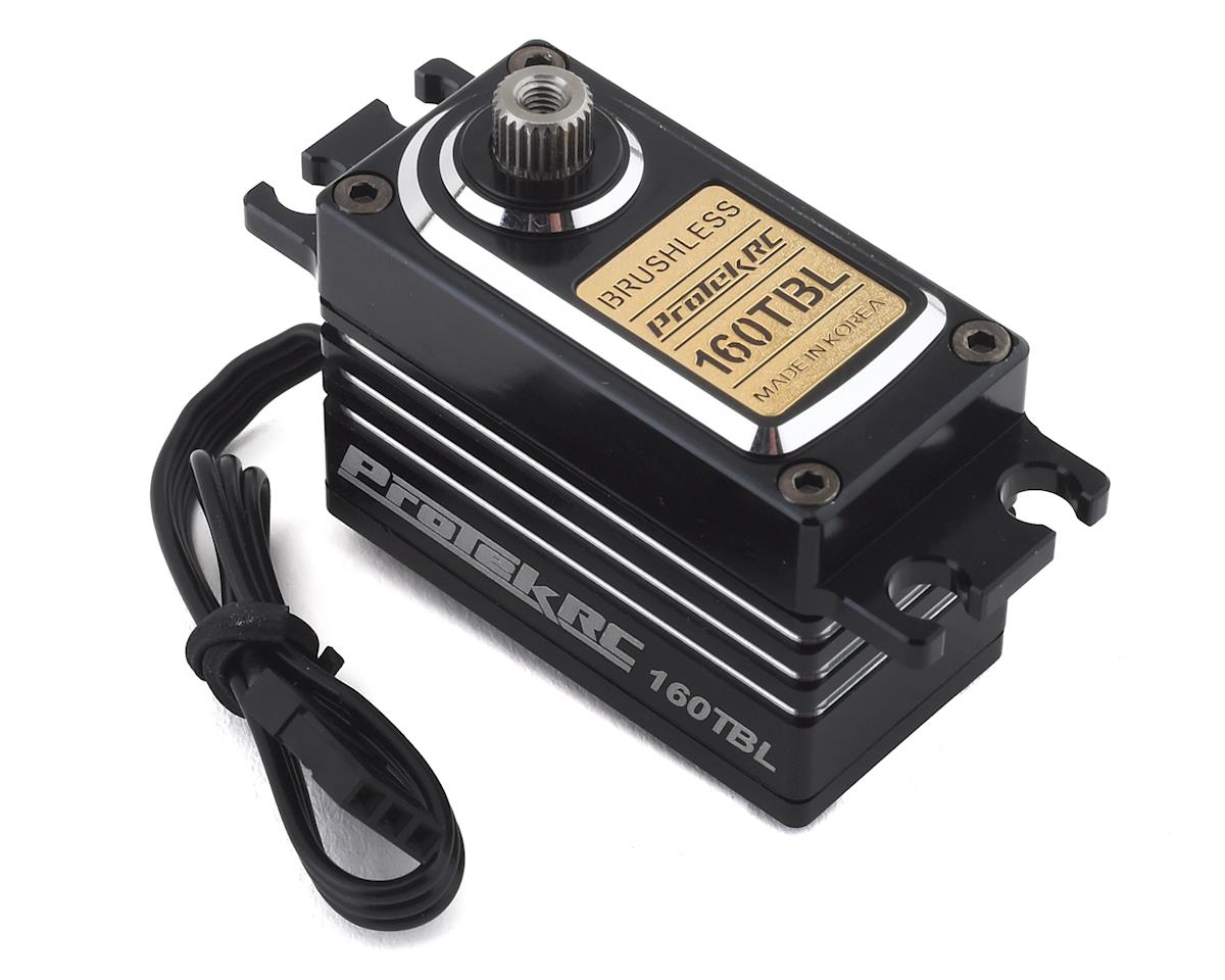 "ProTek RC 160TBL ""Black Label"" Low Profile High Torque Brushless Servo"
