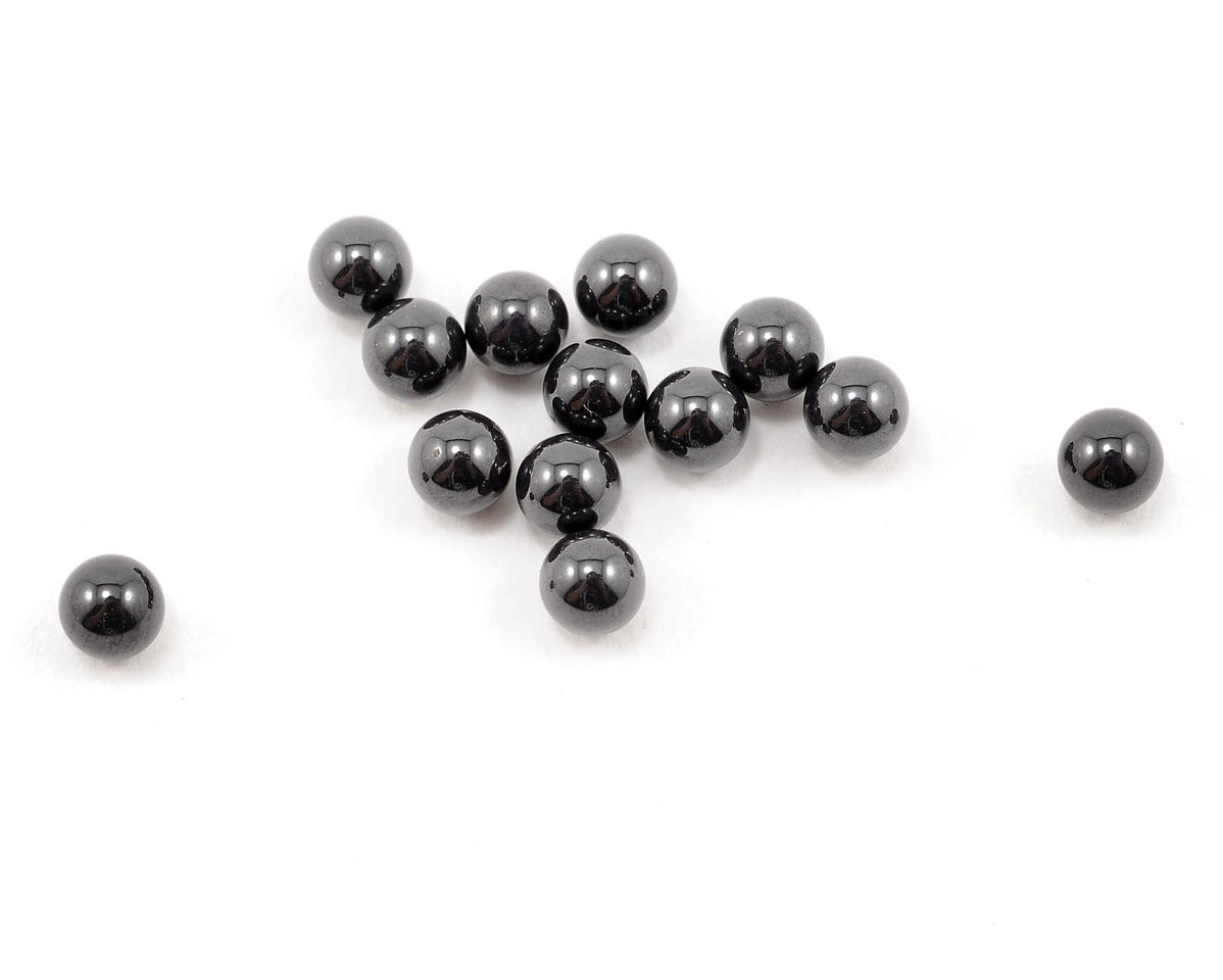 ProTek RC 3.0mm Ceramic Differential Balls (12) (Hot Bodies Cyclone TC)