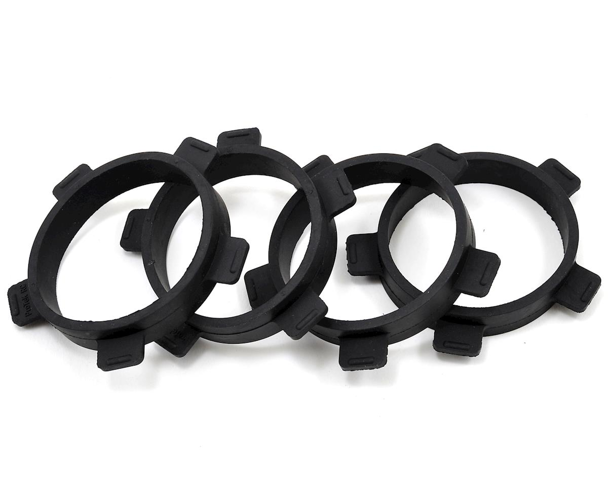 1/10 Off-Road Buggy & Sedan Tire Mounting Glue Bands (4) by ProTek RC