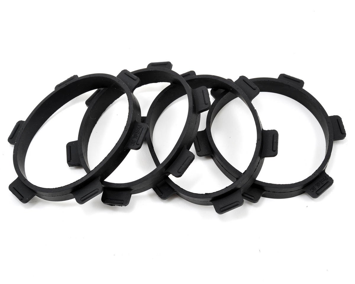 ProTek RC 1/8 Buggy & 1/10 Truck Tire Mounting Glue Bands (4) | alsopurchased
