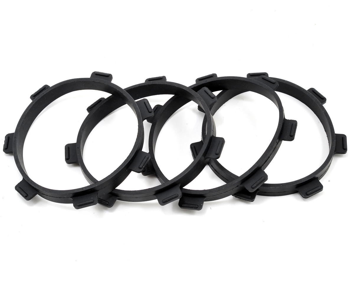 Monster Truck & Truggy Tire Mounting Glue Bands (4) by ProTek RC