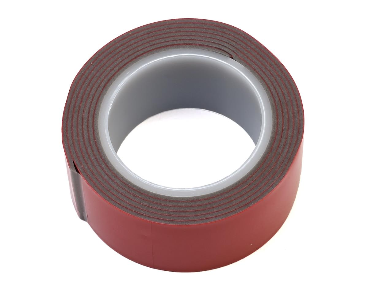 "ProTek RC Grey High Tack Double Sided Tape Roll (1x40"") 