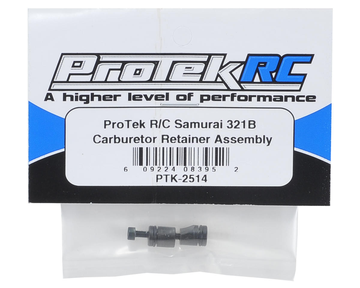 ProTek RC Samurai 321B Carburetor Retainer Assembly