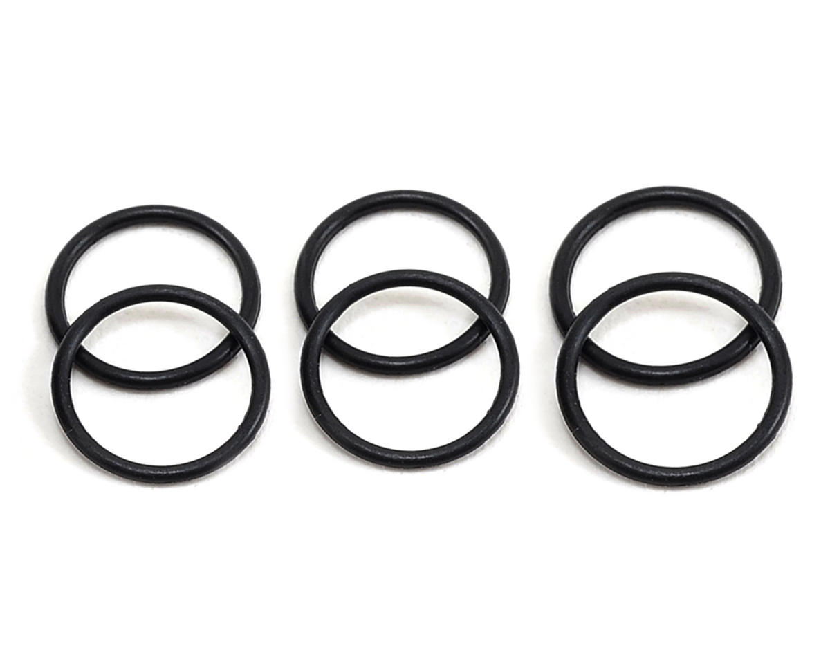 "ProTek RC Aluminum ""Elliptical"" Carburator Restrictor Set"