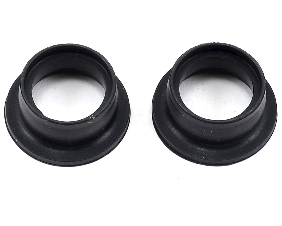 1/8 Scale .21 & .28 High Temp Silicone Exhaust Manifold Gasket (2) by ProTek RC (Tekno NB48.3)