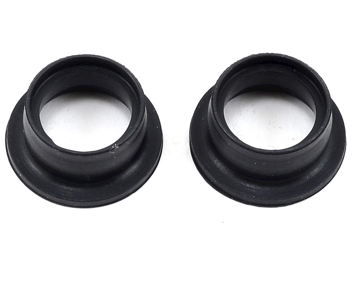 ProTek RC 1/8 Scale .21 & .28 High Temp Silicone Exhaust Manifold Gasket (2) (RB Products RB One R)