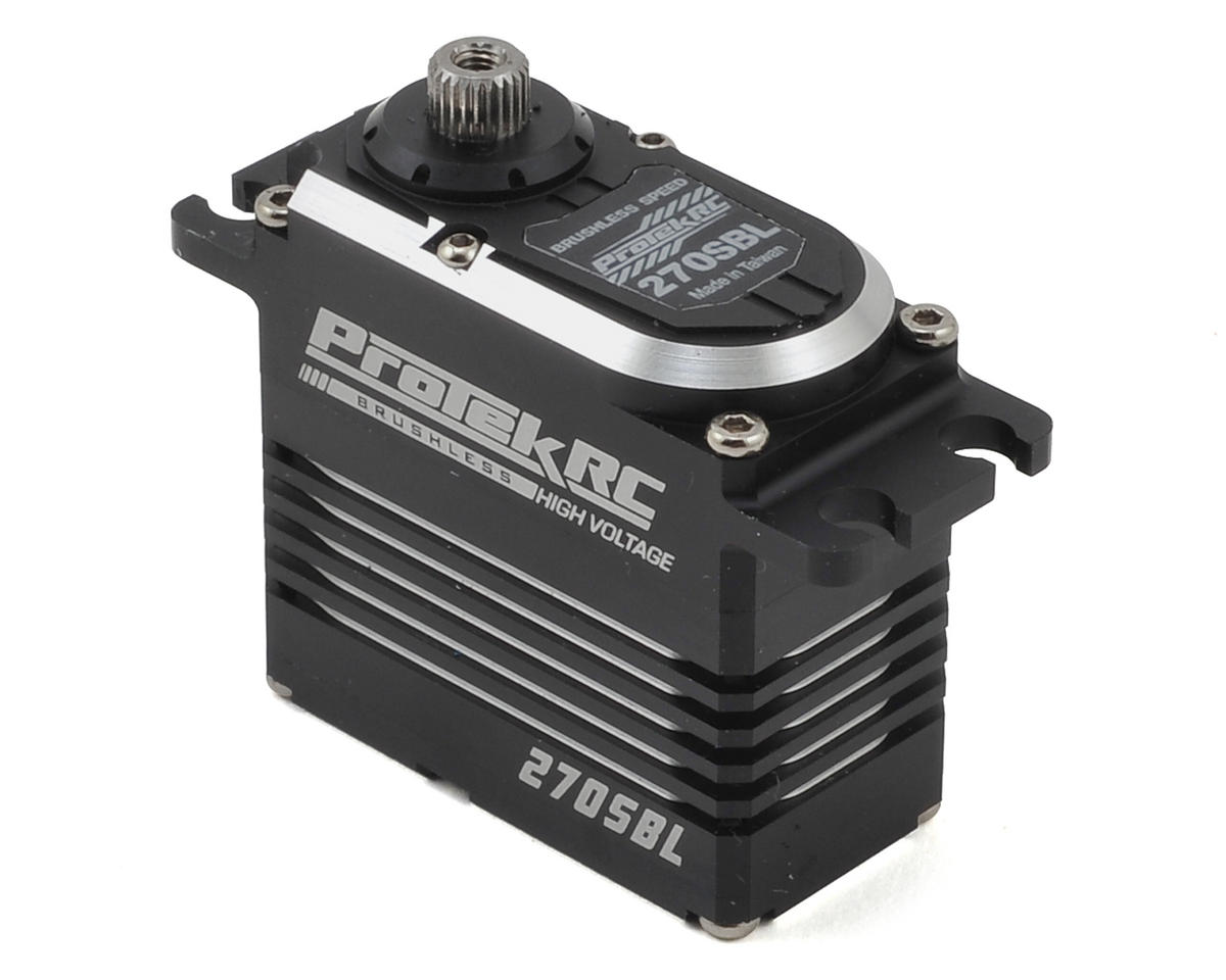 ProTek RC 270SBL Black Label High Speed Brushless Tail Servo (High Voltage)
