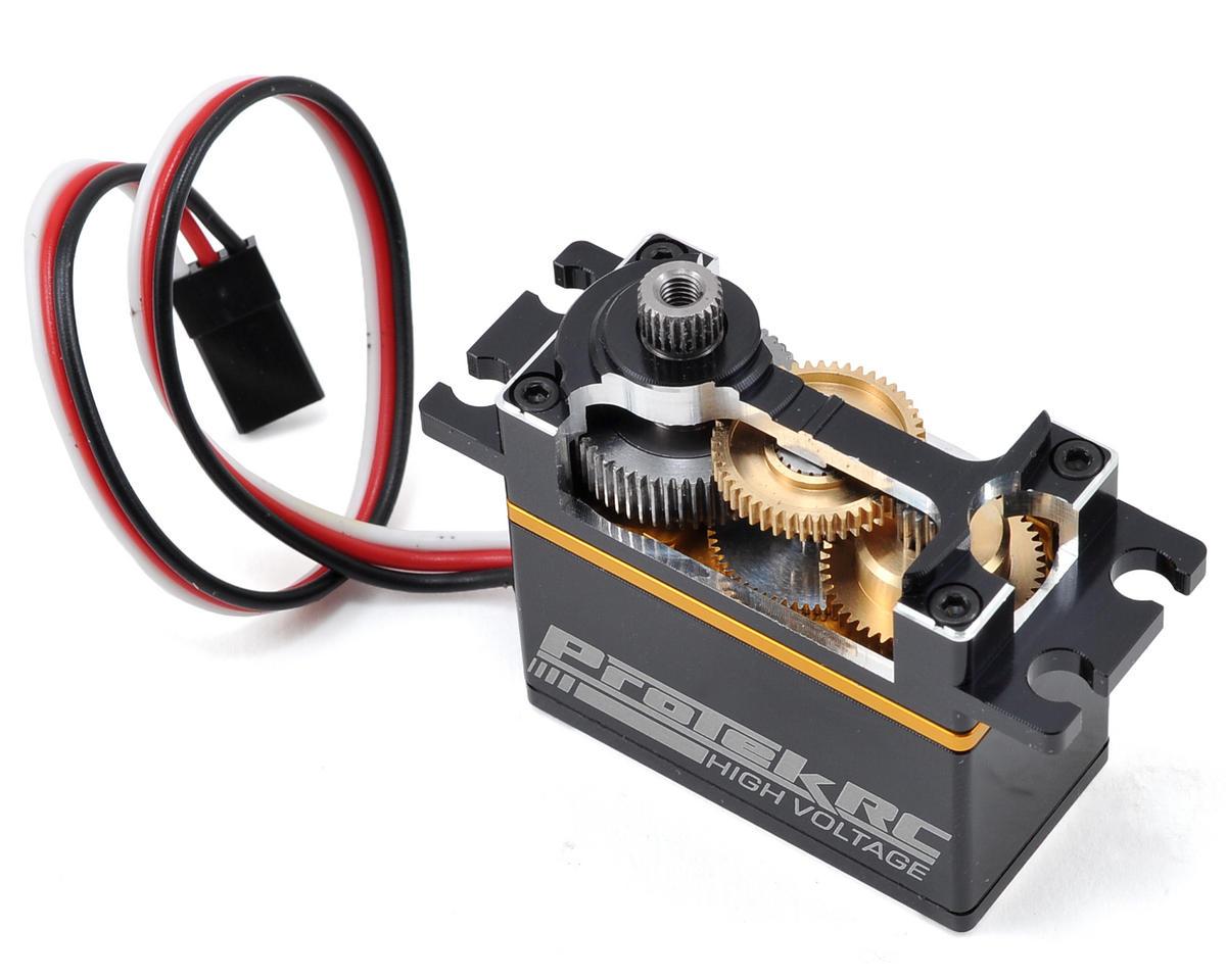 "ProTek RC 270T ""Greggor McGrath Team Edition - Cyclic"" Digital Servo (High Voltage)"