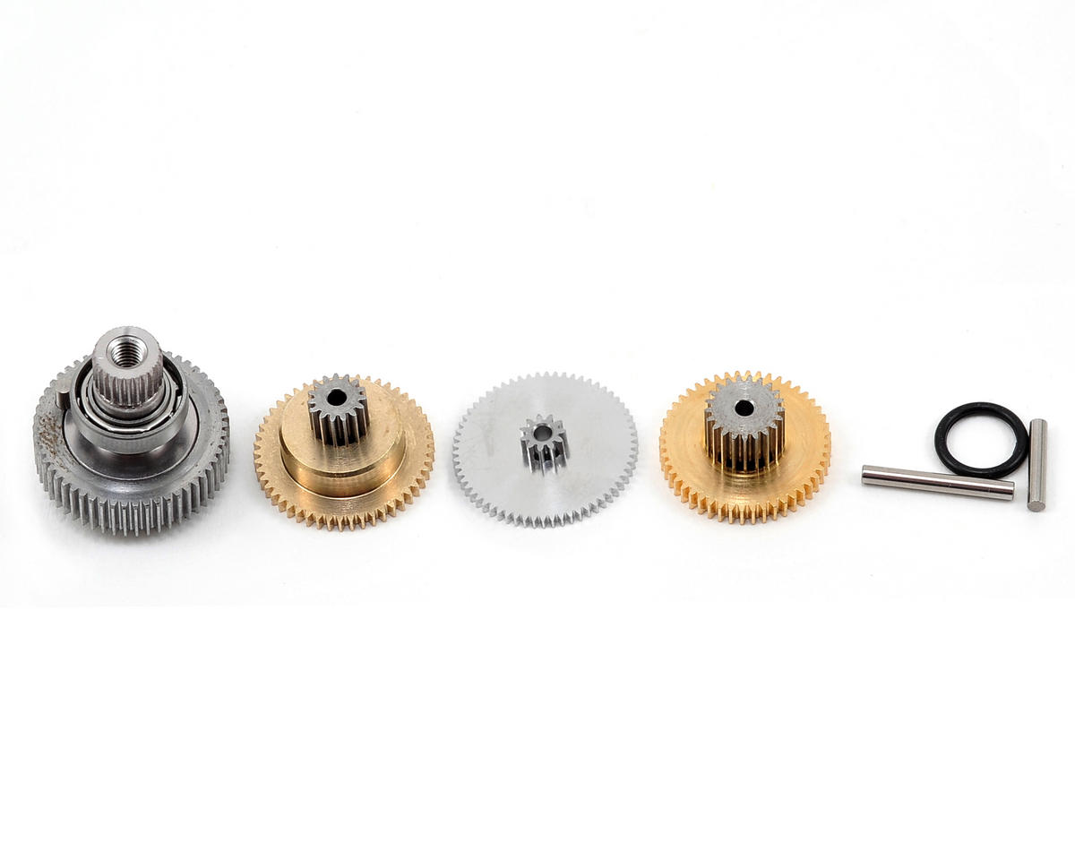 230T & 250T Metal Servo Gear Set by ProTek RC