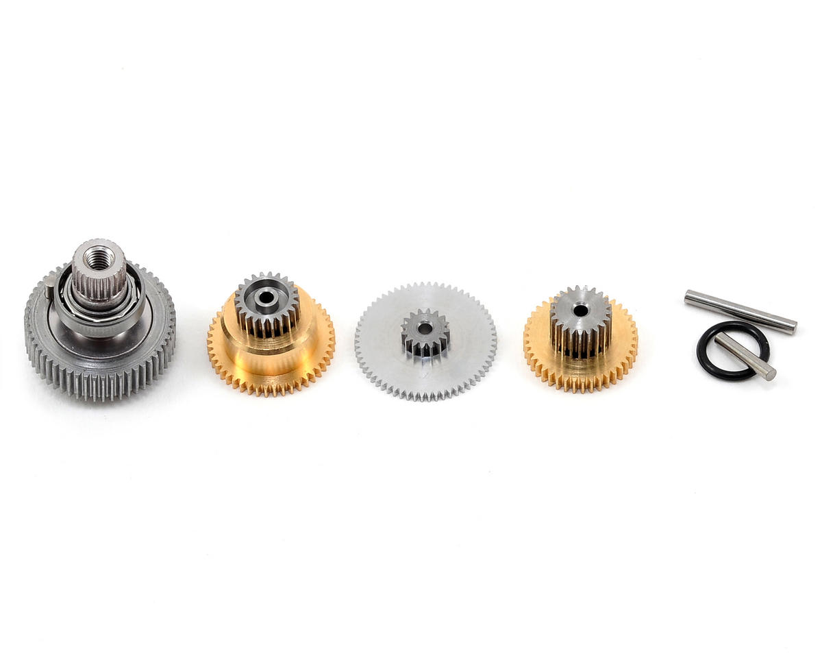 ProTek RC 230S, 250S & 270S Metal Servo Gear Set