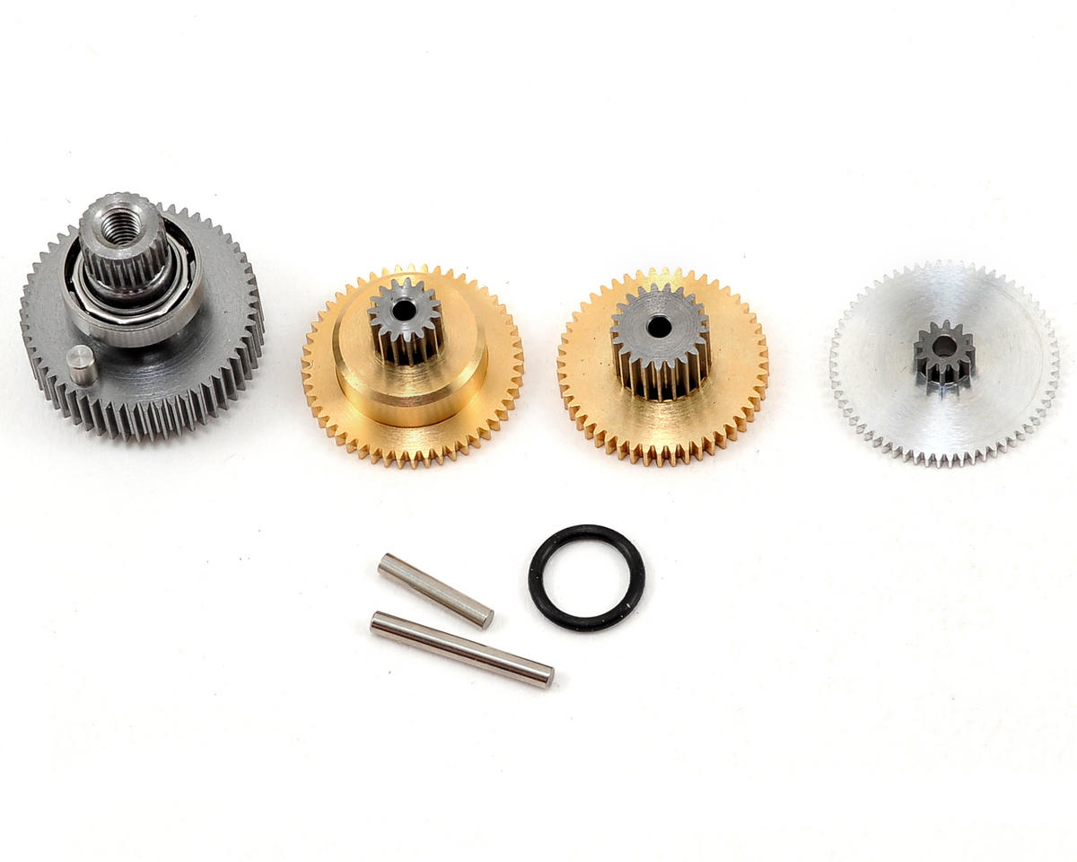 ProTek RC 100SS Metal Servo Gear Set