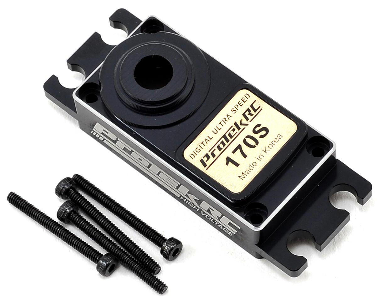 ProTek RC PTK-170S Aluminum Upper Servo Case Set