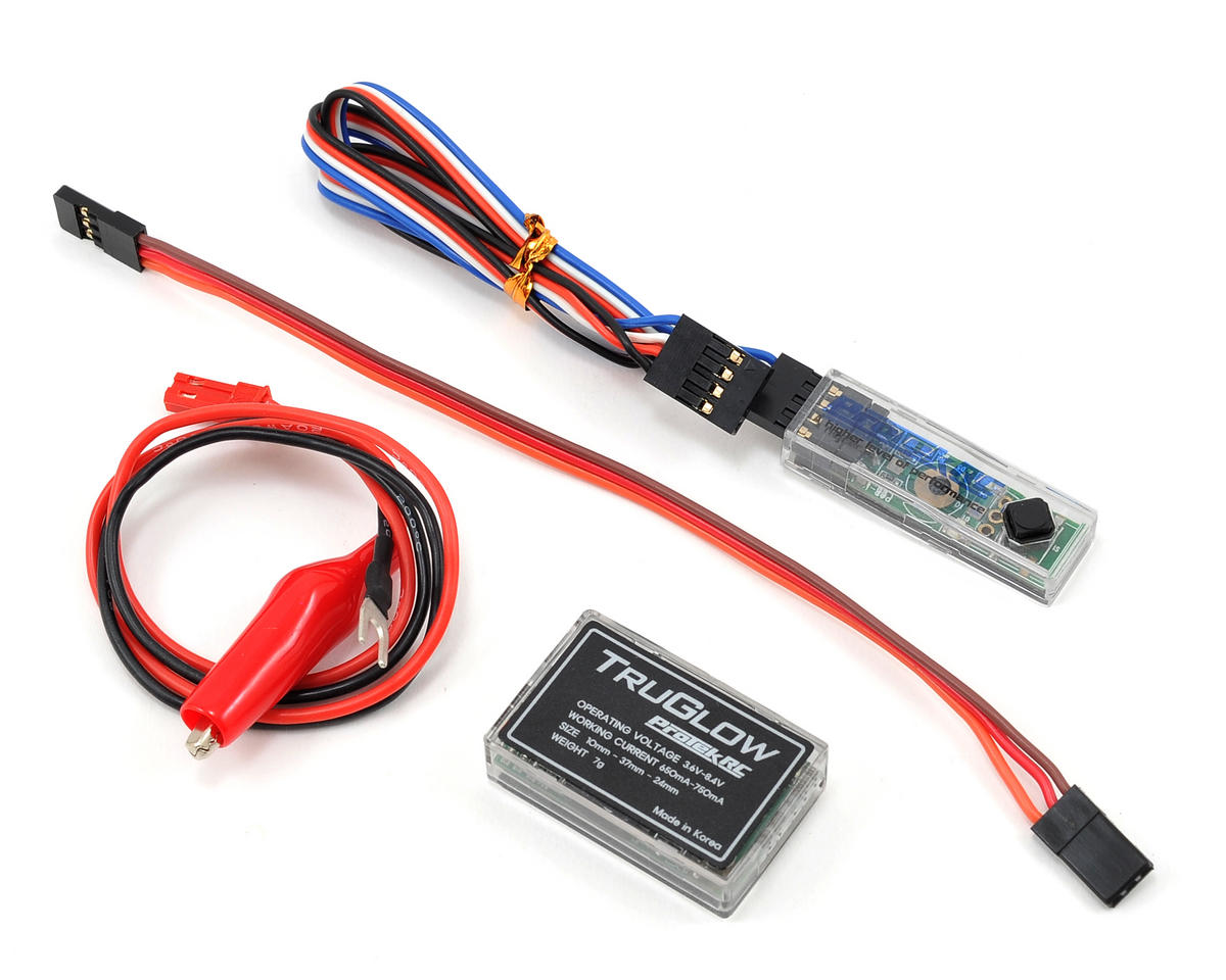 ProTek RC �TruGlow� Remote Glow Ignitor System