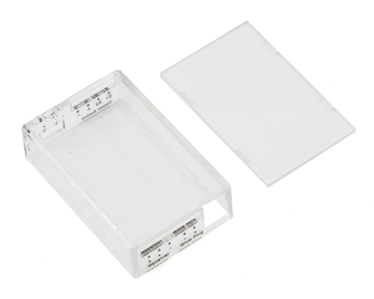 ProTek RC �TruGlow� Micro Control Unit Case