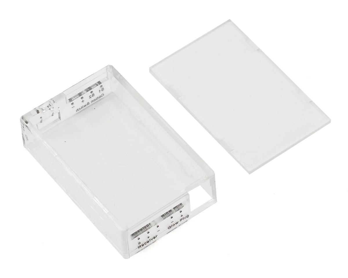"ProTek RC ""TruGlow"" Micro Control Unit Case"