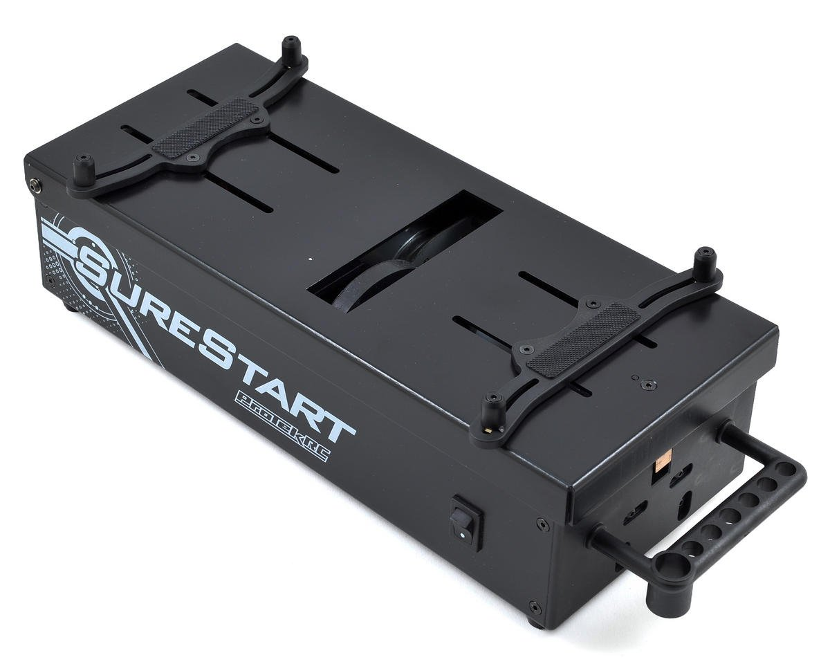 """SureStart"" Professional 1/8 Off-Road Starter Box by ProTek RC"